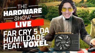 Far Cry 5 roda em PC de entrada/básico? - The Hardware Show LIVE!