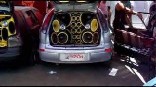 fest car 2011, Itabaiana - SE, muito som e carros rebaixados (part.2)