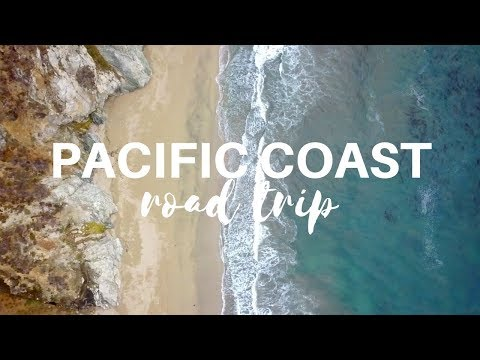 PACIFIC COAST HIGHWAY ROAD TRIP -  SAN FRANCISCO - BIG SUR - VENICE | CALIFORNIA