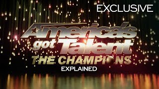 What Is America's Got Talent: The Champions? - America