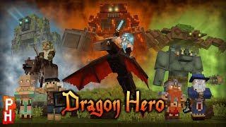 Minecraft Dragon Hero Gameplay Review