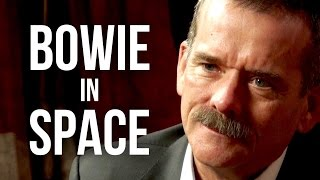 Download David Bowie & Space Oddity - Astronaut Chris Hadfield on London Real MP3 song and Music Video