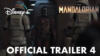 Star Wars The Mandalorian Official Trailer 4