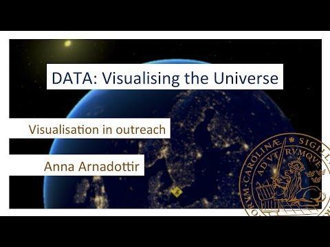 Anna Arnadottir - Visualisation in outreach