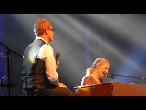 Laura Story and Steven Curtis Chapman~Blessings