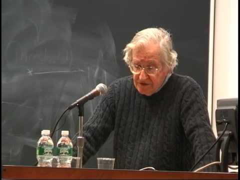 Noam Chomsky: US Terrorism