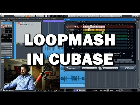 Cubase Tutorial: How to Use Loopmash
