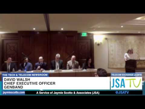 TEX LA 2016: CEO Roundtable - Silicon Valley and Its Telecom Partners