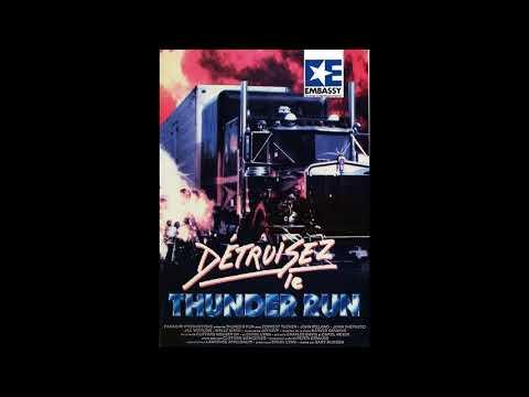 David Morgan  Thunder Run AOR  Rarity