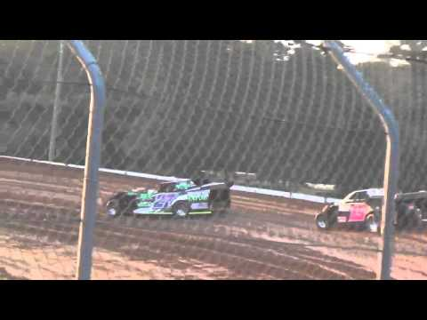 Ark La Tex speedway Limited modified hot laps tootsie smith august 22nd