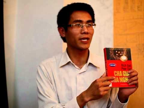 Trần Duy Hải chia sẻ các cuốn sách hay về làm giàu