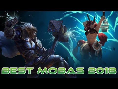 Top MOBAs 2018 - The Best F2P MOBAs and Why They're On Top