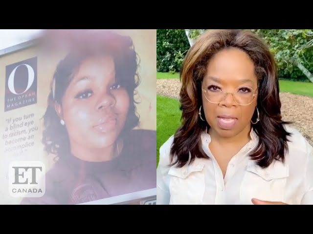 Oprah on Breonna Taylor