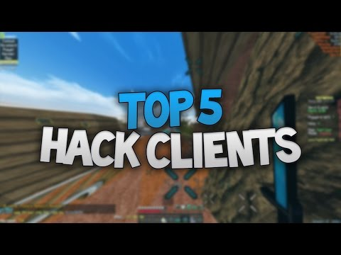 Top 5 Gratis Minecraft Hack Clients
