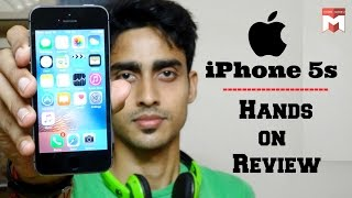 Apple iPhone 5s | Hands on Review(Hindi)! - Youtube(Apple iPhone 5S (16GB) is one of the best series of Apple. Available on: http://goo.gl/OZODLF Don't forget to Subscribe: ..., 2016-05-15T07:23:06.000Z)