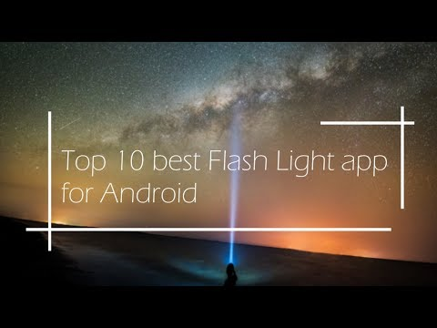 Top 10 Best Flash Light Apps For Android Devices