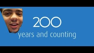 Living for 200 years ?!