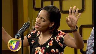 TVJ Smile Jamaica: Neville Bell & Simone Clarke-Cooper Sings - September 27 2019