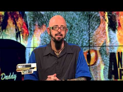 Jackson Galaxy Promoting the New Season of His Hit Show 'My Cat From Hell'