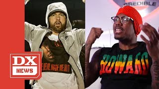 Nick Cannon Says He Almost 'Beat' Eminem's A** Before