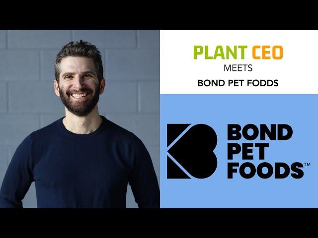 PLANT CEO #32 - Burger King made me a vegan & create plant-based pet food company