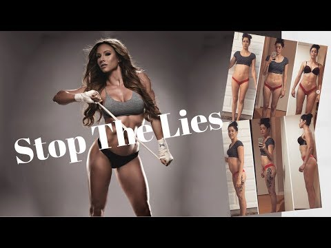 Paige Hathaway Selling Fake Results | Fitness Influencers Keep Scamming