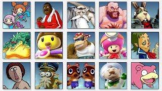 Super Smash Bros. Ultimate - All Master Spirit Battles