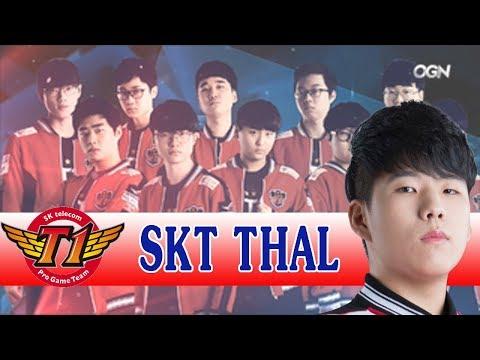 🔴 SKT Thal 2018 Spring - Top laner for SK Telecom T1