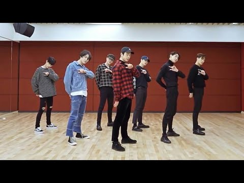 [GOT7 - You Calling My Name] Dance Practice Mirrored