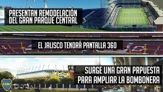 Nueva propuesta para la Bombonera Jalisco se renueva Nuevo