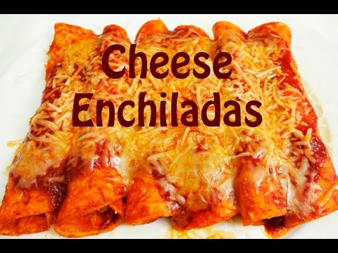 How to Make Enchiladas-Cheese Enchilada Recipe