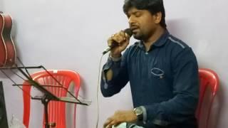 Nazar ke saamne Jigar ke paas singer Kumar shanu (cover by Bharat Rami)