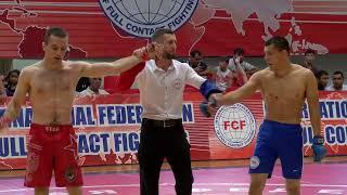 10th World Championship FCF-MMA 2019