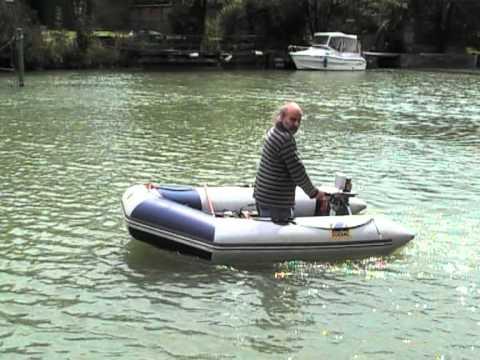 Elektroaußenborder CREE MH E 1 Elektroboot.12 V elektrischer Außenborder Außenbordmotor MH 80 CREE
