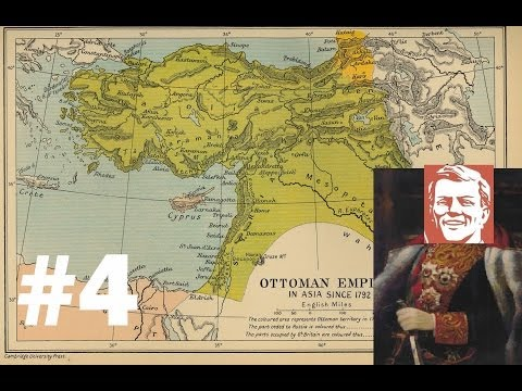TKR: Darkest Hour Kaiserreich Ottoman Empire Part 4 Invasion of the Arab Peninsula