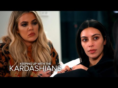 KUWTK | Kim Kardashian West Explains Horrifying Paris Robbery | E!
