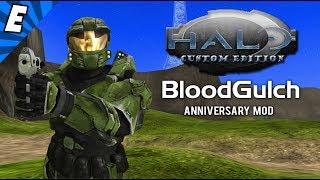 Halo CE: Mod Bloodgulch Anniversary