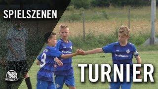 Stuttgarter Kickers – SV Darmstadt 98 (Spiel um Platz 3, Mainova U13-Junioren Cup) - Spielszenen