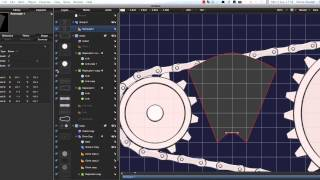 Apple Motion 5: Cycle Chain Tutorial Pt 2