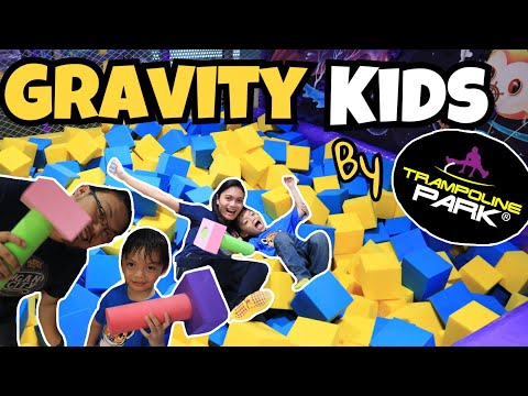 GOOD TIMES at GRAVITY KIDS Robinsons Metro East