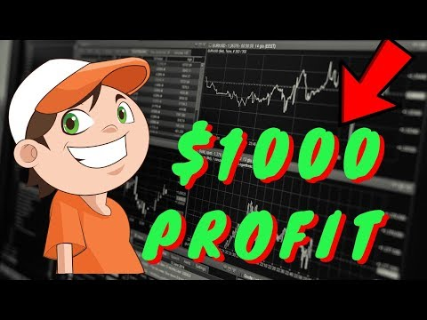 How to make $1000 a day trading stocks? Step by step for beginners