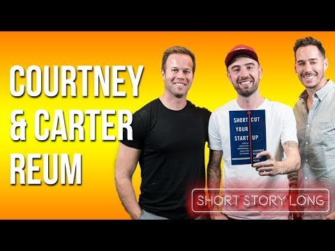 Short Story Long # 79 : Courtney and Carter Reum : M13