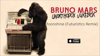 Bruno Mars Moonshine The Futuristics Remix