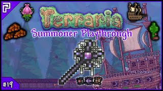 Discount Card & Plantera! | Let's Play Terraria 1.3.1 | Summoner Playthrough [#19]