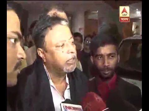 Mukul Roy meets with CM Mamata in her home