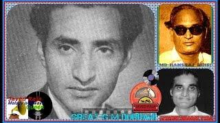 G M DURRANI-Film-NAKHRE-1951-Jitna Bhulao Ge Mujhe, Utna Hi Mein Yaad Aaoonga-[ Rarest Gem ]