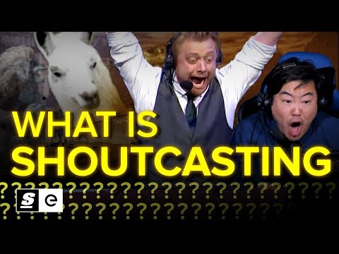 What is Shoutcasting? The Story Behind The Voices of Esports