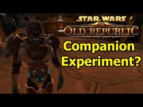 SWTOR Highlight: Companion