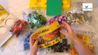 видео Lego  Classic   Набор для творчества большого размера 10698