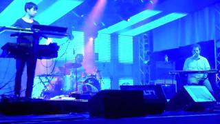 "Junior Boys - ""Banana Ripple"" (Live at Melt! 2011, Germany, July 16th 2011) HQ"